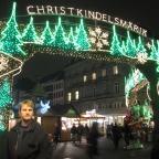 Keskiviikko 22.12.2010 Kohti Strasbourgia