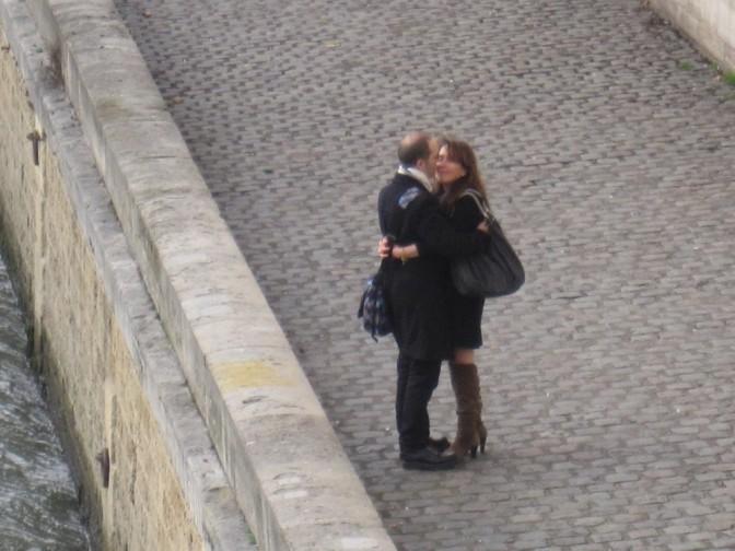 Pariisi on rakastavaisten kaupunki :)