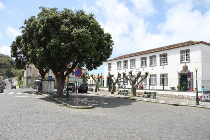 Mosteirosin kylän koulu
