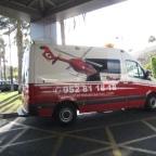 2.1.2012 Gibraltar… eiku sittenkin sairaala