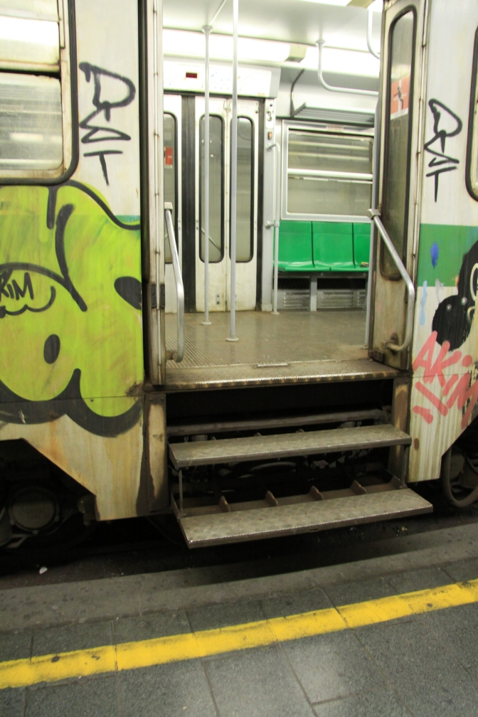 Matalalattia juna?