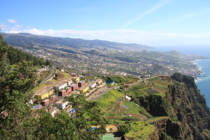 Gabo Giraolta Funchaliin päin oli hyvät näkymät.