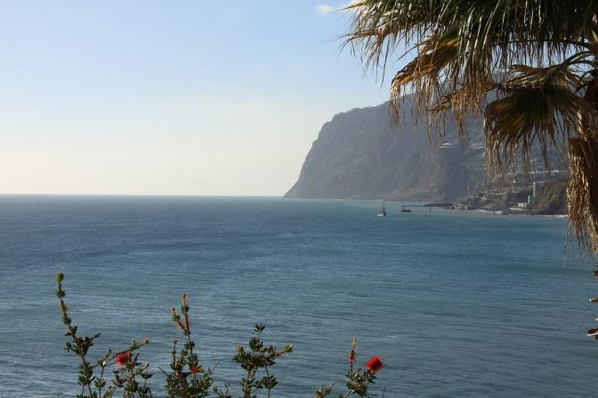 Gabo Girao Funchalista päin nähtynä