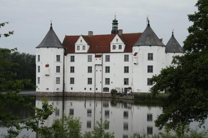 Glücksburgin linna
