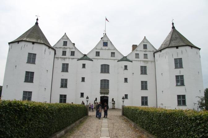 Linnan sisäänkäynti