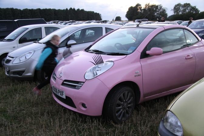 Päivän viehkein auto?