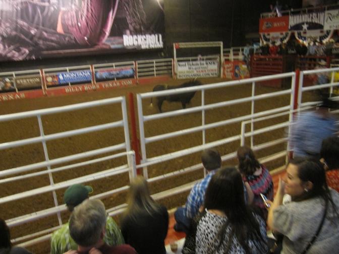 Billy Bob'sin rodeo-osasto