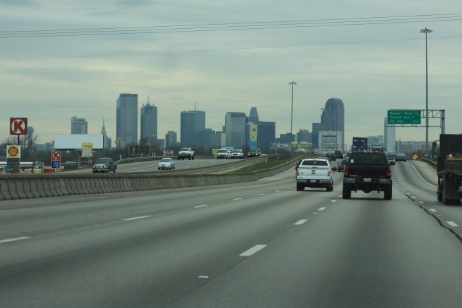 Dallas horisontissa