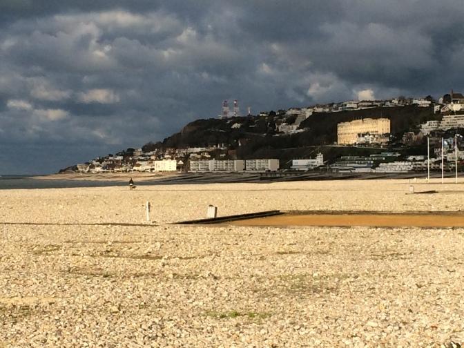 Le Havren rannalta