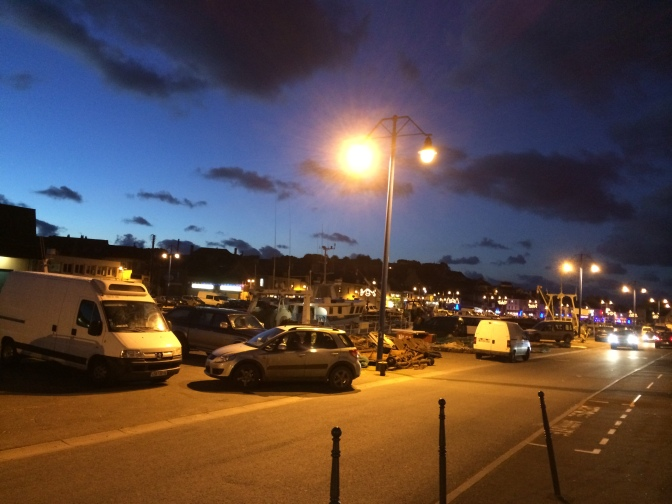 Port en Bessin satama