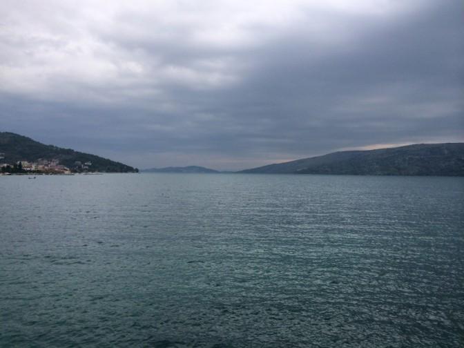 Vesi oli kauniin väristä :)