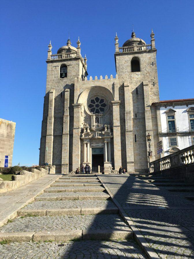 Porton katedraali.