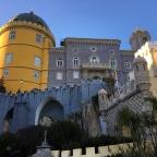 30.12.2016 Sintra… ah niin kaunis Sintra. Ja taksiseikkailuja. Albufeiraan päädyttin illalla.