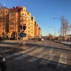 15.-16.1.2017 Jönköpingistä Tukholman kautta Helsinkiin