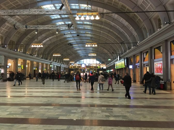 Centralstation Tukholma