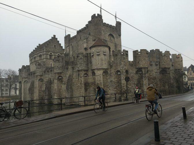 Gravensteenin linna