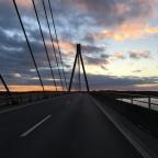 26.12.2017 Jönköpingin kupeesta Rostockiin