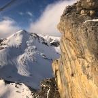 25.12.2019 Seikkailua James Bondin maisemissa ylhäällä vuorella