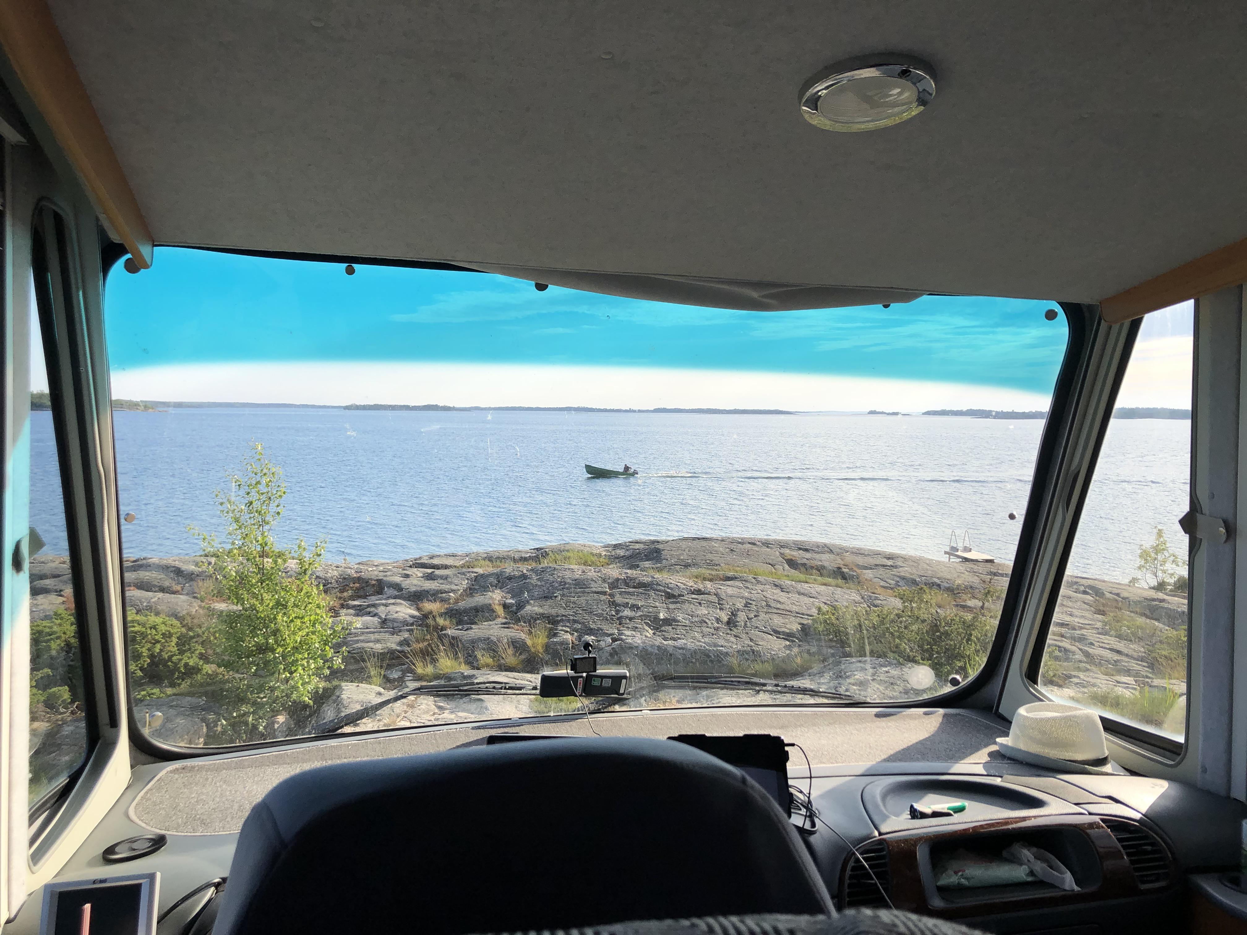 Fisketorpet, Ahvenanmaa, Åland